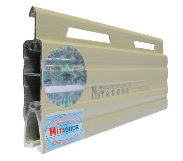 Cửa cuốn Mitadoor CT5221